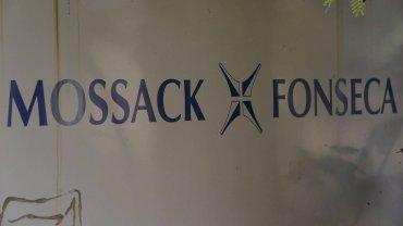 Panama Papers. Logo kancelarii prawnej Mossack Fonseca