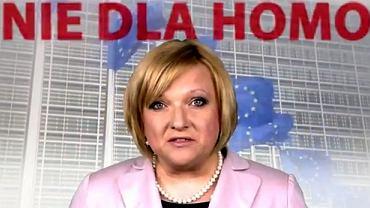 Beata Kempa w klipie