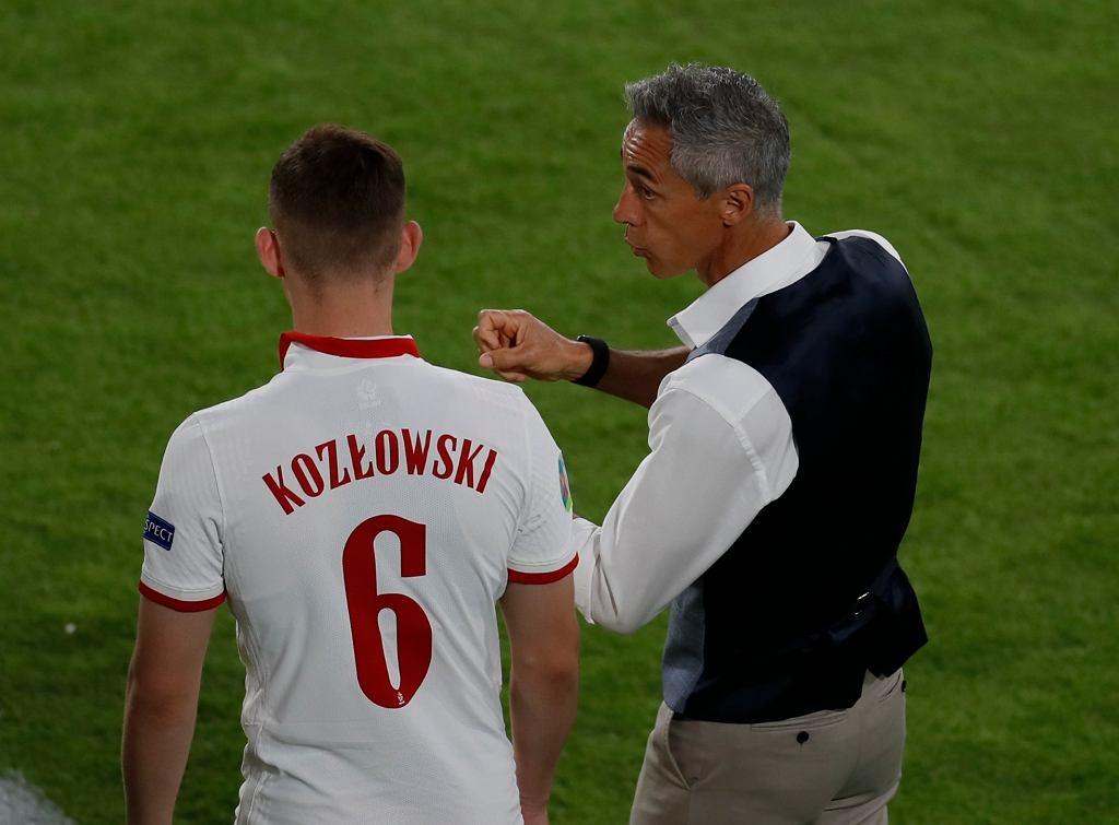 Kacper Kozłowski debiutuje na Euro