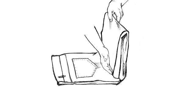 akademia stylu, moda męska, Akademia stylu: sztuka układania ubrań, spodnie