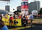 Lekarka Tour de Pologne: Stan Fabio jest bardzo ciężki. Ogromne zagrożenie życia