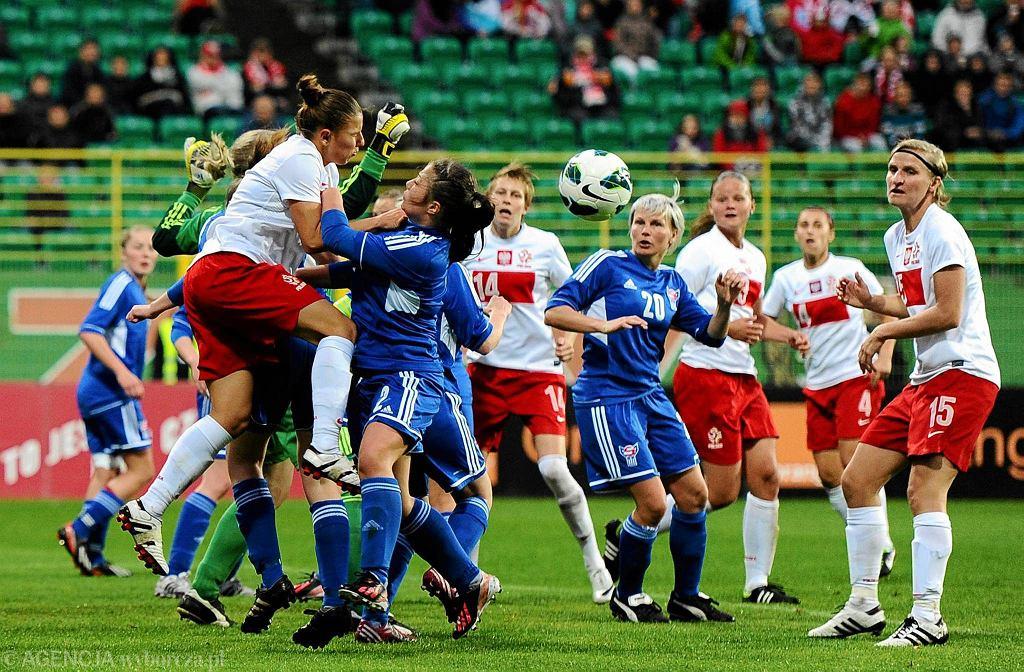 Mecz Polska - Wyspy Owcze w 2013 roku w eliminacjach mistrzostw świata