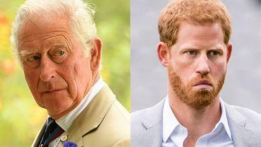 Książę Harry jest nieślubnym dzieckiem Diany?