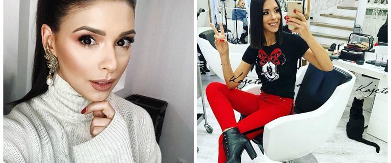 Klaudia Halejcio kusi nową stylizacją na Instagramie, ale fanom się to nie spodobało Co to ma byc? - 20 za oknem i goły brzuch