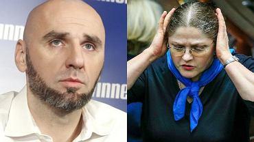 Marcin Gortat, Krystyna Pawłowicz