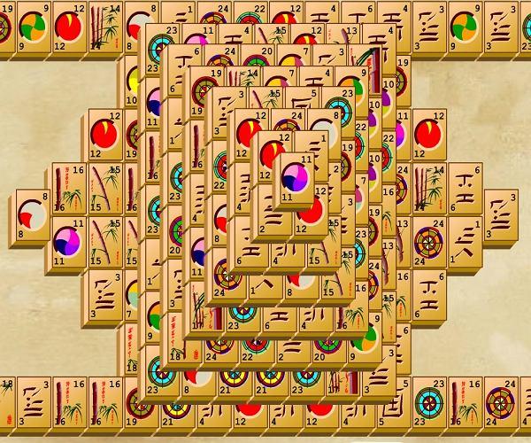 Klasyczny Mahjong 7