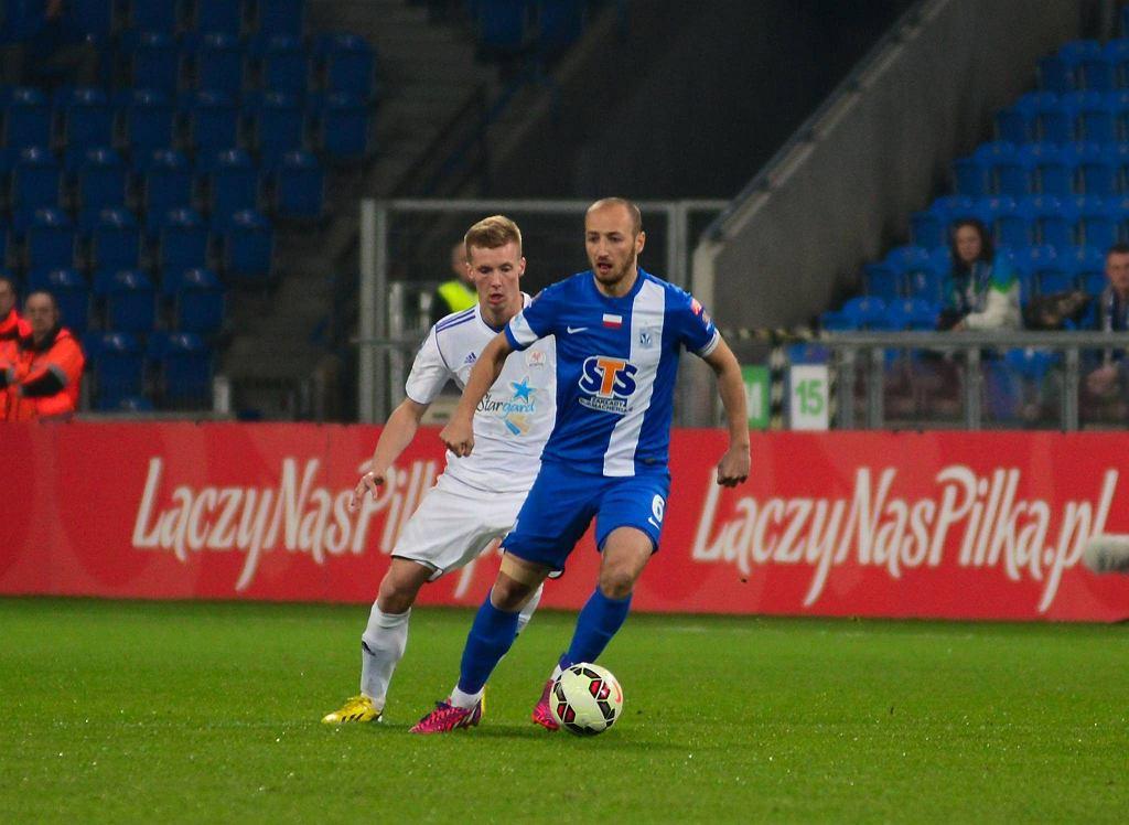 Piotr Wojtasiak (w białej koszulce)