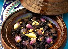 Tadżin z jagnięciny - ugotuj