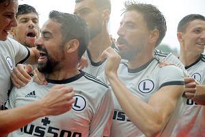 Legia wygrywa w eliminacjach Ligi Mistrzów! Ważne zwycięstwo na wyjeździe!