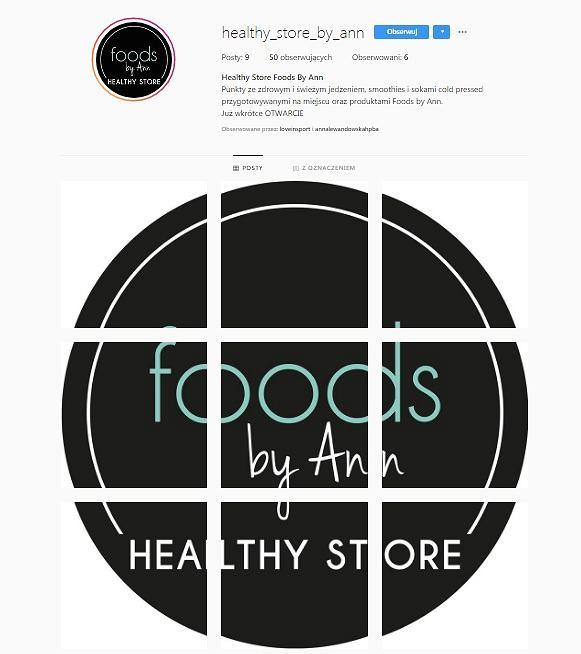 Anna Lewandowska otwiera knajpkę Healthy Store