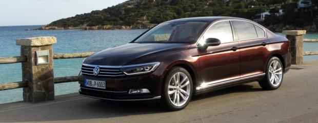 Volkswagen Passat B8 | Pierwsza jazda | Przepis na sukces