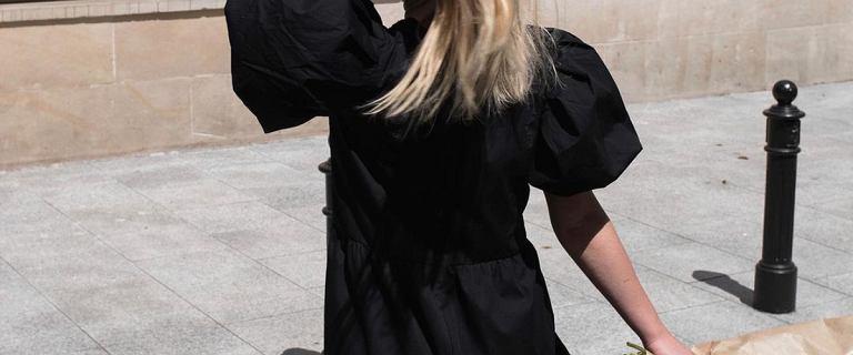 Wyprzedaż Reserved: najpiękniejsze sukienki na lato! Ta czarna z bufkami wyszczupla!