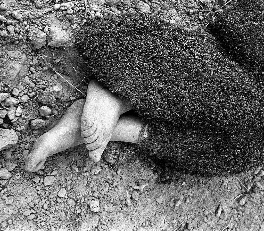 Teresa Murak, 'Abramowice Prywatne', 1985, fot. Maciej Musiał / Mat. prasowe