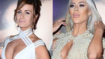 Gwiazdy na imprezie 'Playboya'