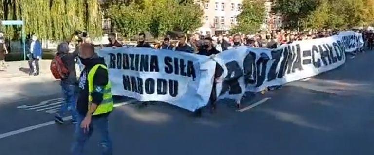 """""""Marsz Normalności"""" przeszedł ulicami Białegostoku"""