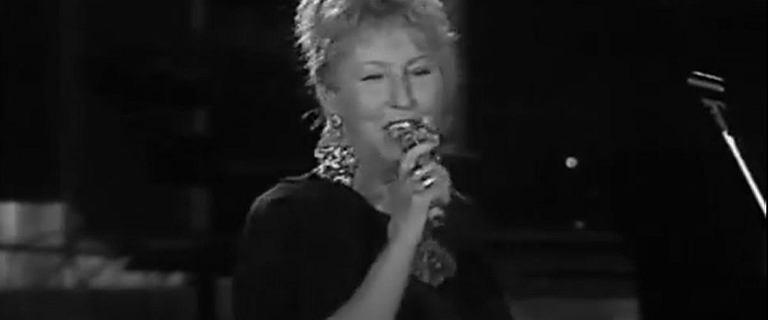 Hanna Rek-Wyrobek nie żyje. Jej piosenki nuciła cała Polska