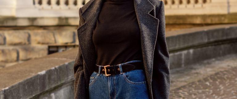 To najmodniejszy fason jeansów w tym sezonie. Wydłuża optycznie nogi i nawiązuje do lat 70.!