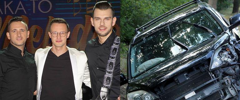 Wypadek gwiazd disco polo. W ich auto wjechał pijany kierowca. Ponad dwa promile alkoholu