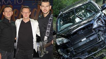 """Wypadek gwiazd disco polo. W ich auto wjechał pijany kierowca. """"Ponad dwa promile"""""""