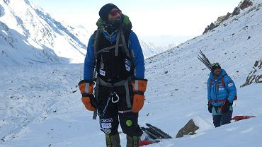 Alex Txikon - zimowy zdobywa Nanga Parbat