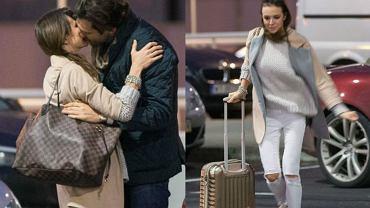 Anna Wendzikowska rozstała się z Patrykiem Ignaczakiem. Para nie mieszka już razem i wygląda na to, że jedyne, co ich łączy, to córka, Kornelia. Dziennikarka kilka dni temu udała się w podróż. Na lotnisku żegnał ją przystojny brunet.