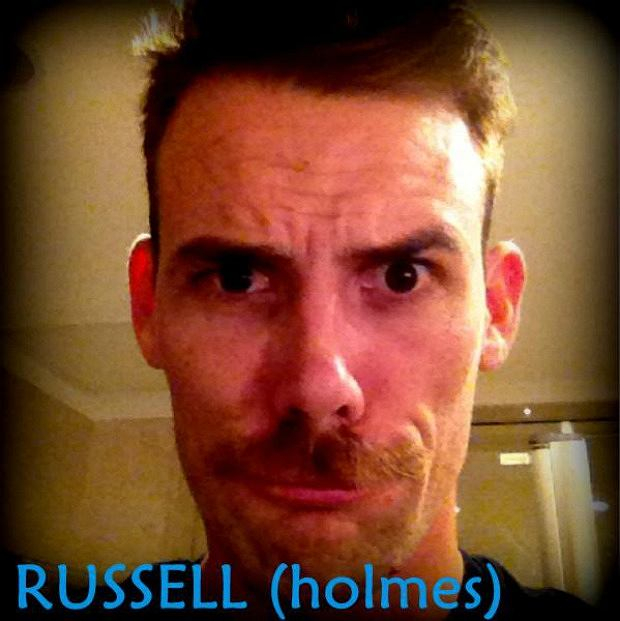 Russell Holmes