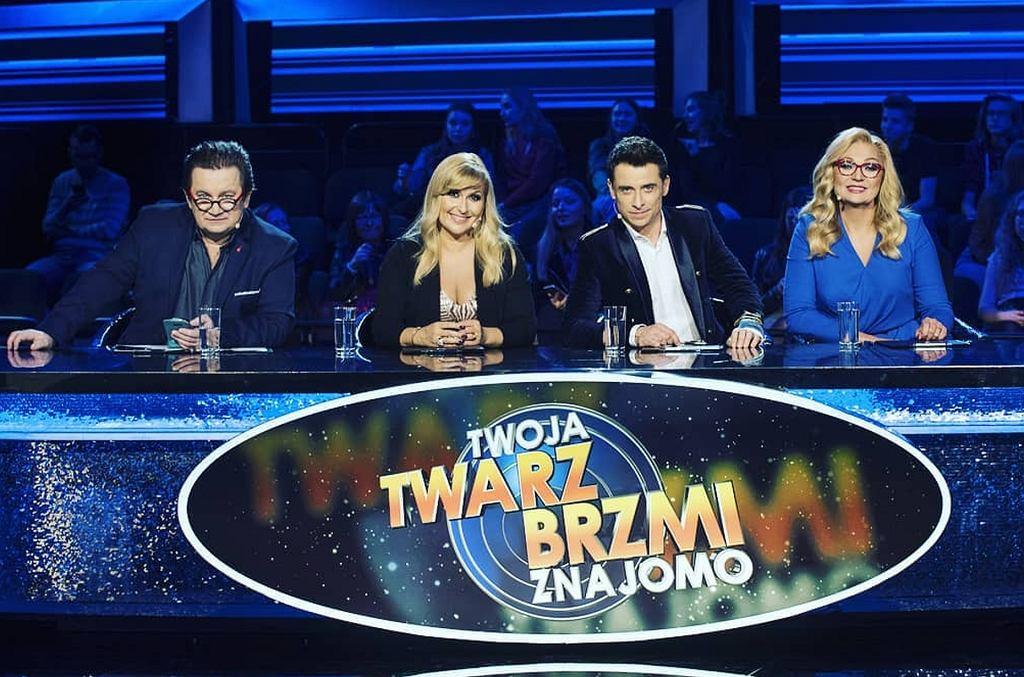 'Twoja twarz brzmi znajomo', Paweł Królikowski, Katarzyna Skrzynecka, Kacper Kuszewski, Małgorzata Walewska