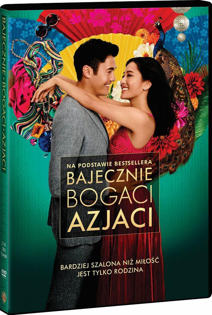 'Bajecznie bogaci Azjaci', DVD, reż. Jon M. Chu, Galapagos /