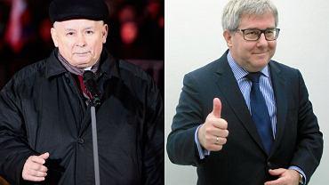 Jarosław Kaczyński / Ryszard Czarnecki