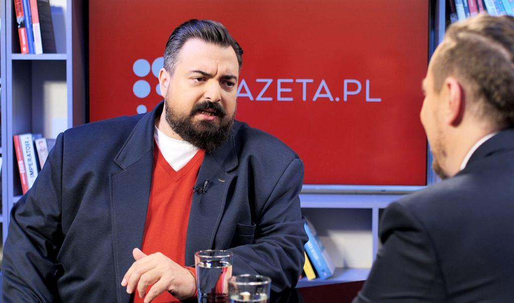 Tomasz Sekielski w Gazeta.pl