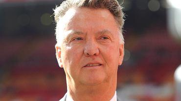 Soccer Netherlands Van Gaal