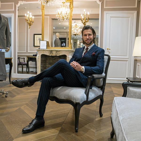 Grzegorz Krychowiak zna się na modzie, lubi ekstrawagancję i ma w nosie co myślą o nim inni.