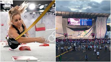Wspinaczka sportowa, IO Tokio, Aleksandra Mirosław
