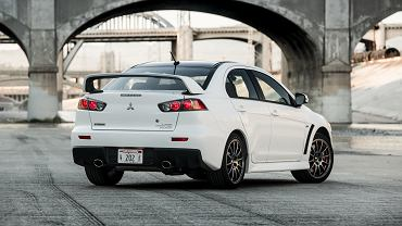 Mitsubishi Lancer Evolution X Final Edition USA