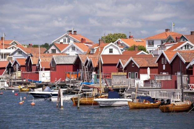 Szkiery: Haellevikstrand, Szwecja / fot. Shutterstock