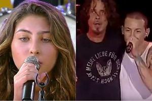 Toni Cornell, Chris Cornell, Chester Bennington