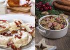 Świąteczne dania, które możesz przygotować wcześniej: przepyszny bigos, kulebiak i pierogi z wędzonym boczkiem