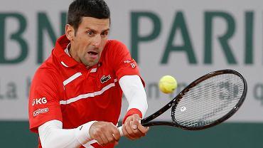 Wielkie osiągnięcie Novaka Djokovicia! Wyrównał wyczyn legendy i swojego idola