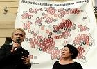 Agata Diduszko-Zyglewska, Joanna Scheuring-Wielgus, fundacja Nie Lękajcie Się. Ta mapa wstrząsnęła Polską. Czarne punkty to miejsca przestępstw pedofilskich księży [Śmiałe 2018]