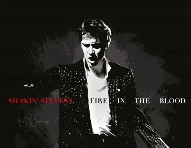 Shakin' Stevens - 'Wild At Heart',