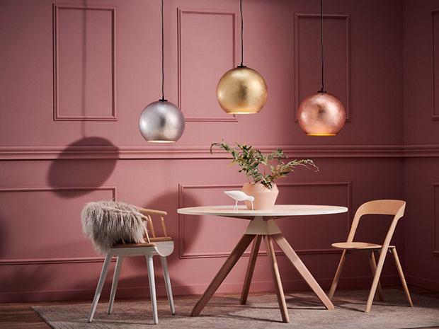 """Z cyklu """"Design po polsku"""": Kaspa - oświetlenie z ręcznie formowanego szkła"""