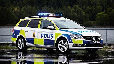Szwedzka policja / Zdjęcie ilustracyjne