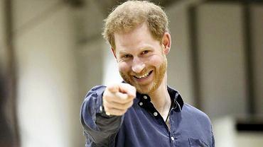Książę Harry skomplementowany przez młodą studentkę. Jego reakcja? Meghan będzie zadowolona