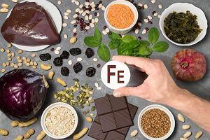 Żelazo w diecie dziecka - niedobór żelaza, jego objawy i leczenie