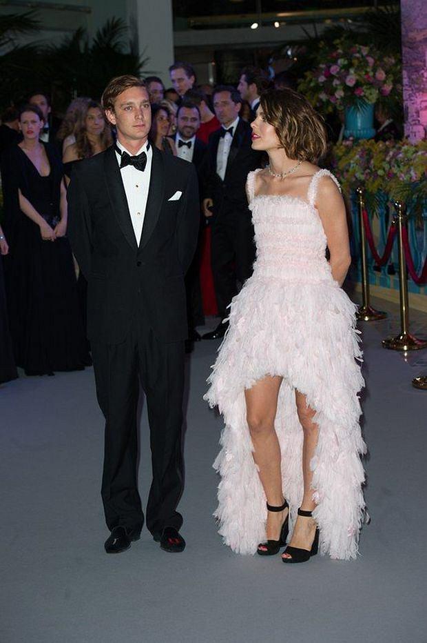 Pierre i Charlotte Casiraghi