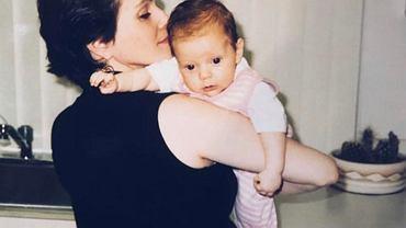 Brenda z córką Sarah