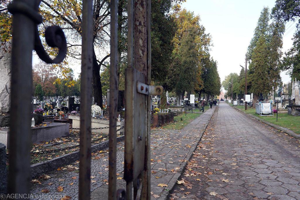 Cmentarz - zdjęcie ilustracyjne