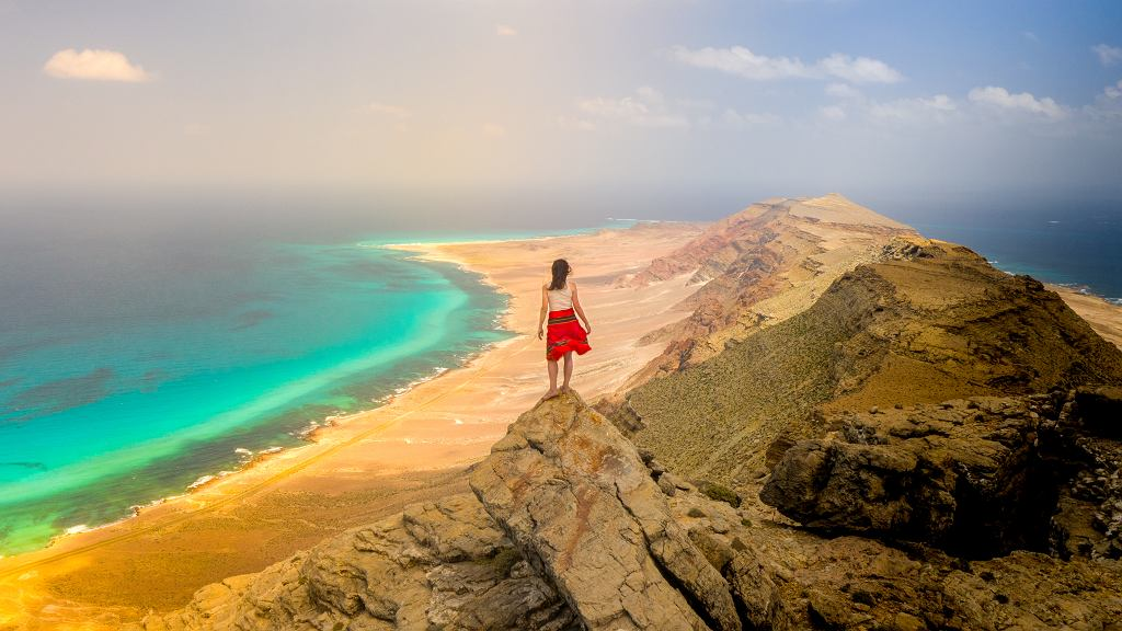 Na wyspie Sokotra