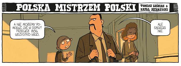 Zdjęcie numer 60 w galerii - Polska mistrzem Polski