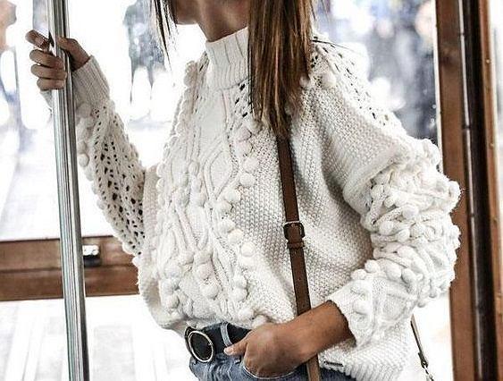 Najmodniejszy sweter na jesień i zimę 2019/2020